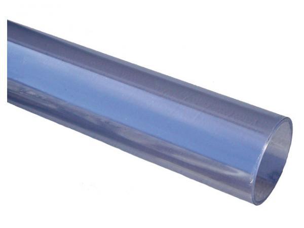 PVC Druckrohr transparent - Druckrohr PN10