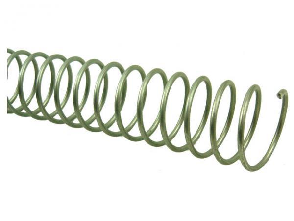 Stahl Rundspirale zum schützen von Schläuchen