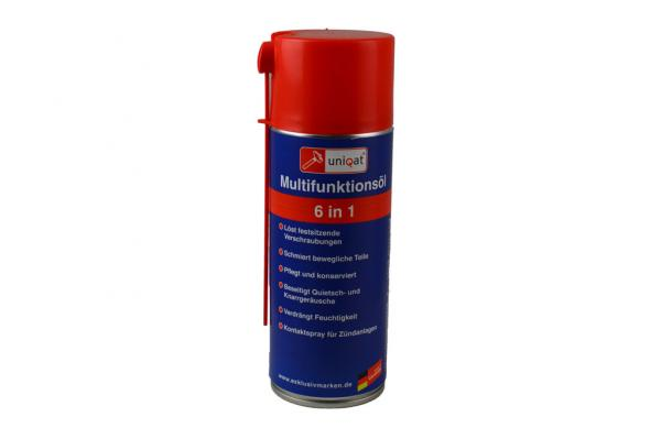UNIQAT Multiöl 6 in 1, Spraydose 400ml
