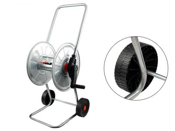 Schlauchwagen Stahl/Kunststoff groß - ART 310