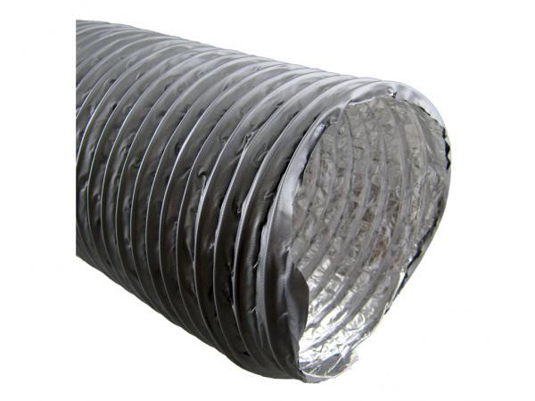 Gebläseschlauch mit Stahlspirale, VENT 2