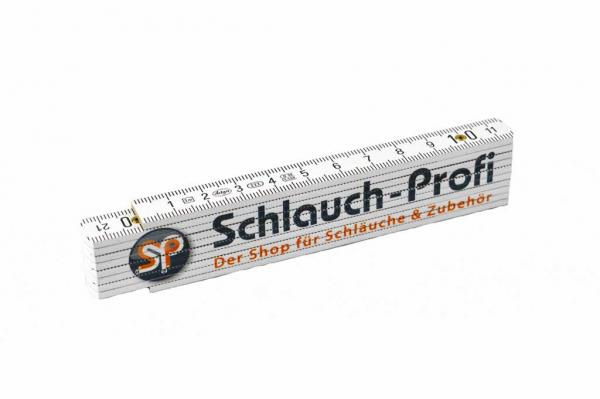 Zollstock Schlauch-Profi (Mini) - 1m