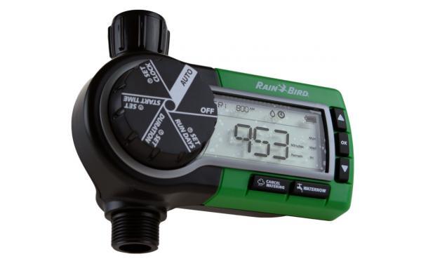 Rain Bird batteriebetriebene Wasserzeitschaltuhr, 1ZEHTMR SPG