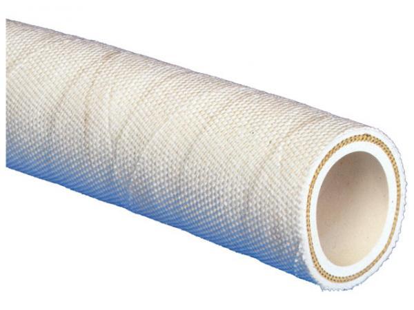 Heißwasserschlauch mit Textilglasumflechtung