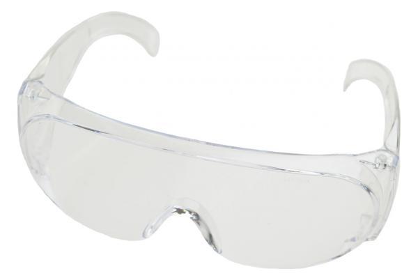 Schutzbrille für Besucher