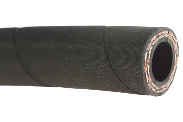 Hochdruck-Ölschlauch mit Textileinlagen