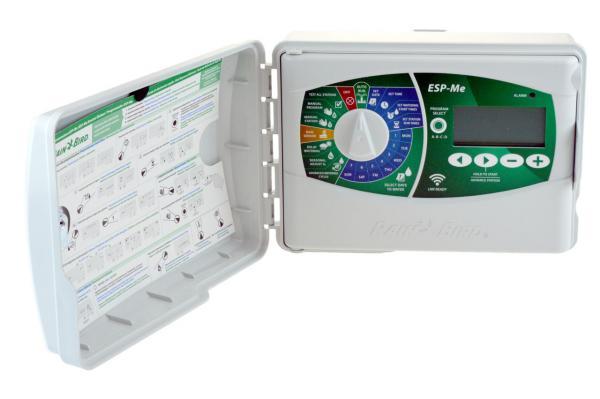 Rain Bird Beregnungssteuerung ESP-ME, WLAN ready, erweiterbares Basismodul