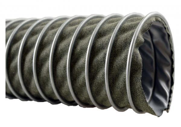 Absaugschlauch FLEXADUX® Aramid CL - max. +300°C