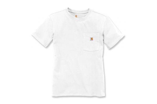 Carhartt Women Pocket Short Sleeve T-Shirt