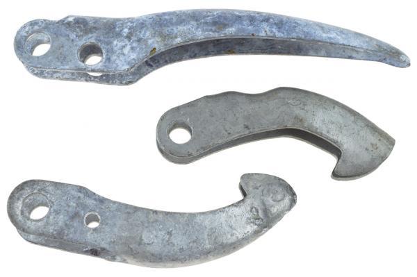 Hebel-Garnitur für M-Teil, System Perrot, Stahl verzinkt