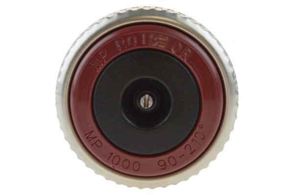 MP100090, kastanienbraun, 90° - 210°