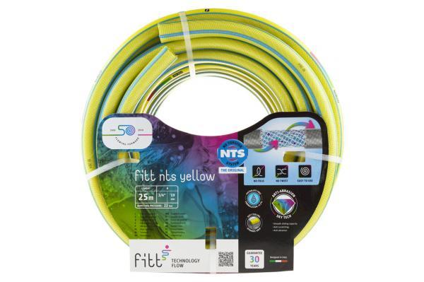 Premium Gartenschlauch NTS® YELLOW, phthalatfrei - gelb