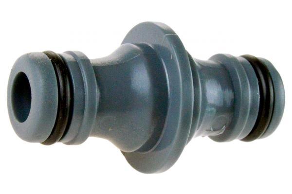 REHAU Doppelkupplung, Kunststoff