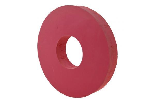 Gummi-Prallschutz für RD Gewindestutzen nach DIN 11851