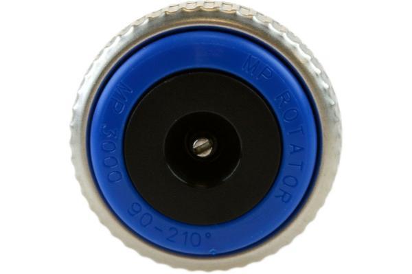 MP300090, blau, 90° - 210°