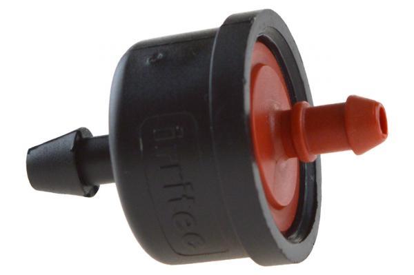 iDrop® DCG druckkompensierter Einzeltropfer, 7,8 l/h, rot
