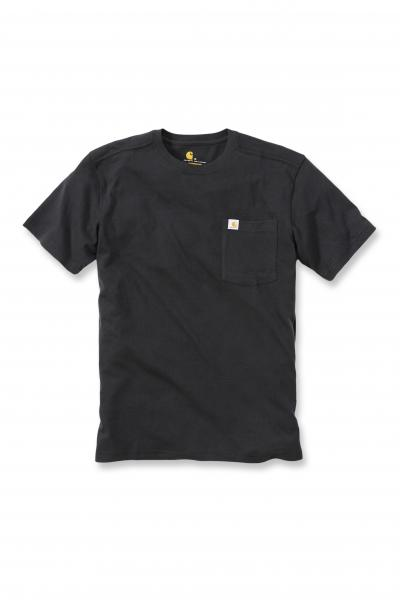 Carhartt Maddock Pocket Short Sleeve T-Shirt