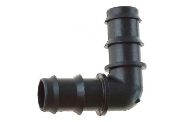 640 - Steckverbinder 90° für PE-Rohre, PN 6
