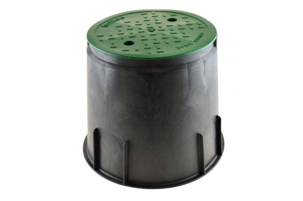 Ventilbox LARGE, rund