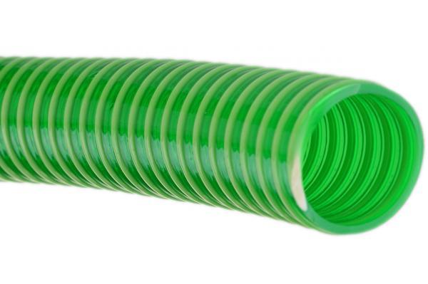 PVC Förderschlauch, Pumpenschlauch mit Spirale GARDEN