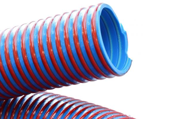 PVC Saug- und Förderschlauch Vidaflex