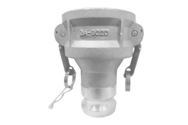 M-Teil / V-Teil Adapter, System Kamlock, Aluminium