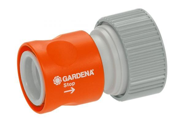 Übergangsstück mit Wasserstopp, GARDENA 2814-20