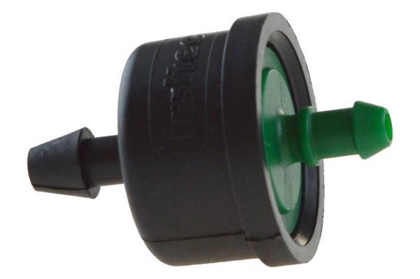 iDrop® DCS multifunktionaler Einzeltropfer, 4,0 l/h, grün