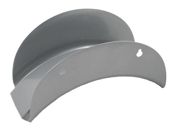 Wandschlauchhalter aus Stahlblech