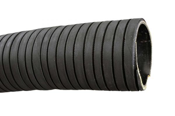 Gummi Kühlerschlauch mit Stahlspirale