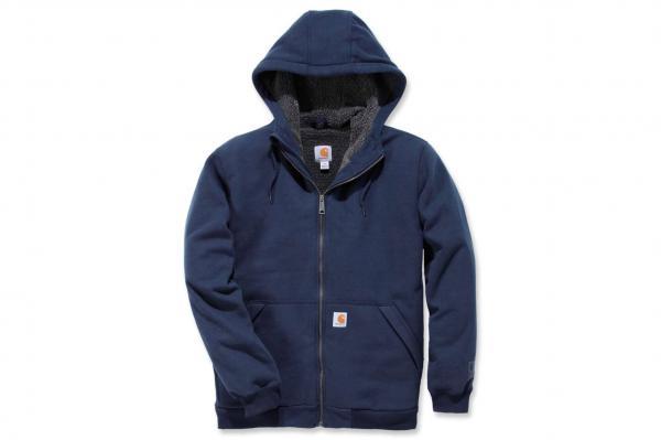 Carhartt Sherpa-Lined Midweight Full-Zip Sweatshirt