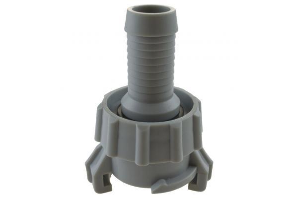 Saug- und Hochdruckkupplung mit Schlauchtülle, System Geka, PA