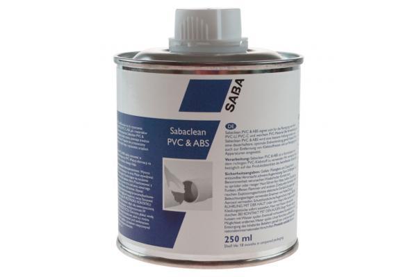 Sabaclean PVC & ABS Reiniger, 250 ml