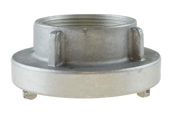 Festkupplung mit Innengewinde, System Storz, Aluminium gegossen