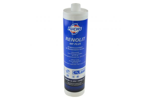RENOLIT MP PLUS - Systemfettpatrone 500 g