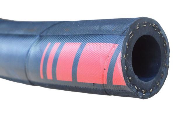 Dampfschlauch Semperit DS1 +210°C / PN 18 - Stahlcordeinlage