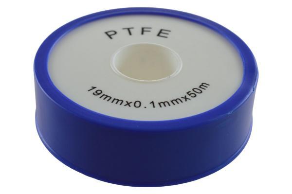 Teflon Gewindedichtband (PTFE) 19 x 0,1 mm, 50 m