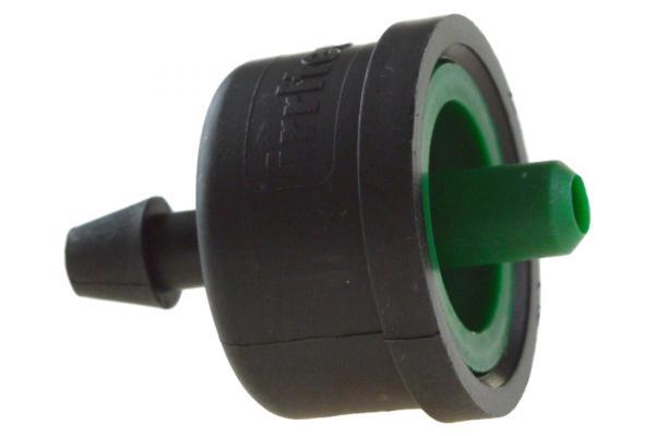 iDrop® DNG drucksensitiver Einzeltropfer, 4,0 l/h, grün