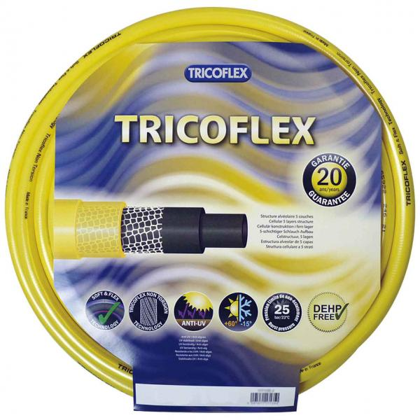 Premium Gartenschlauch TRICOFLEX® - Soft & Flex