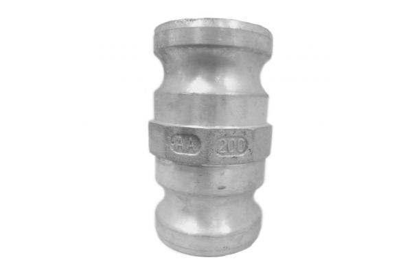 V-Teil Adapter, System Kamlock, Aluminium