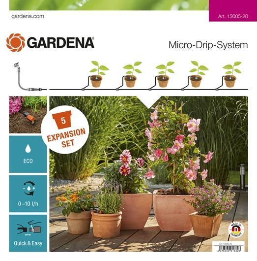 Erweiterungsset für Pflanztöpfe, GARDENA 13005-20