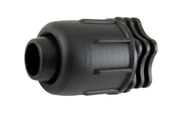 PE-Rohr Endstück mit Schnellverschluss, PN 4