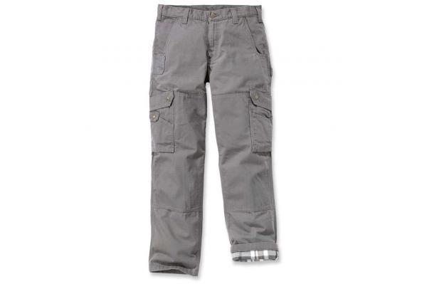 Carhartt Flannel Lined Ripstop Cargo Pant