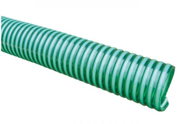 PVC Spiral- und Schleppschlauch Luisiana, gestreckt