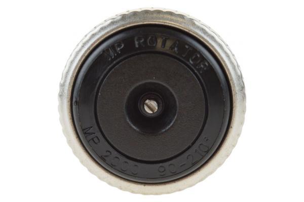 MP200090, schwarz, 90° - 210°