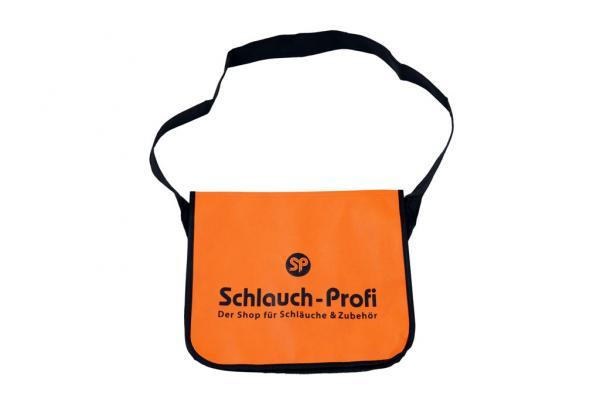 Schlauch-Profi Umhängetasche