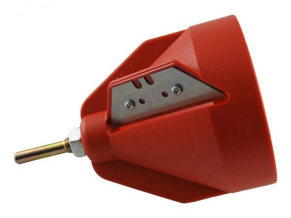 Anfasgerät für PE-Rohre 16 - 63 mm