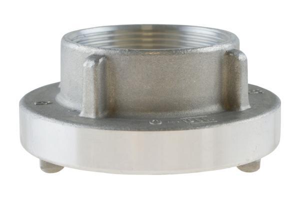 Festkupplung mit Innengewinde, System Storz, Aluminium geschmiedet