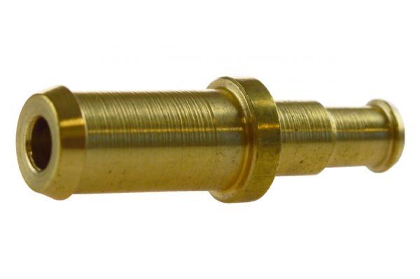 Gerader Steckverbinder reduzierend, Messing, PN 10, Pneumatik
