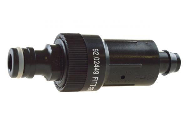 ECODROP Druckregulator mit Stecknippel